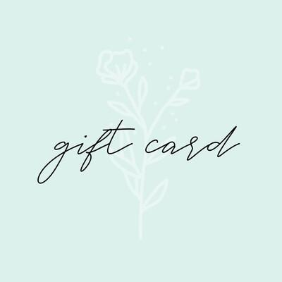 Flora eGift Card
