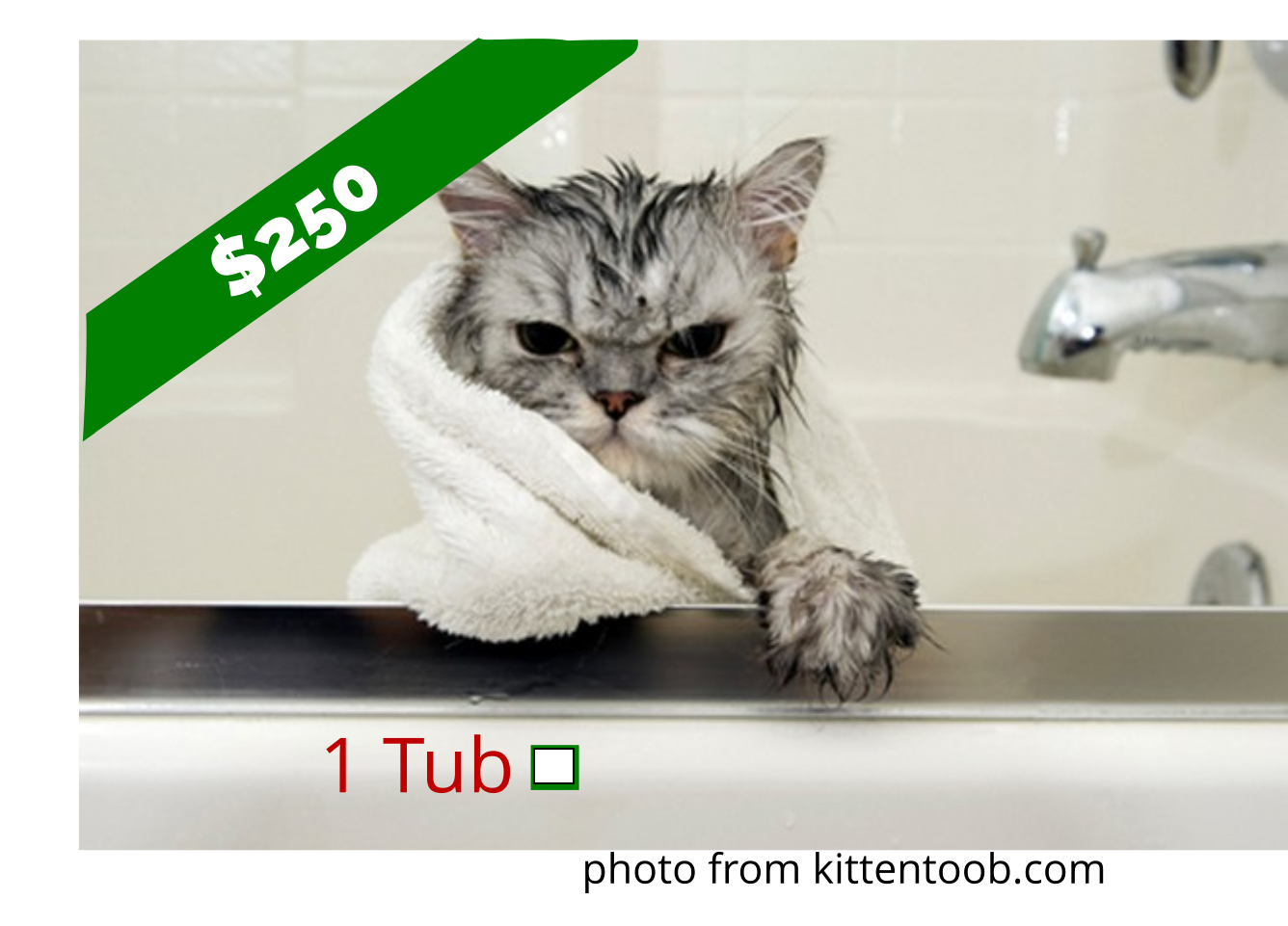 One Tub