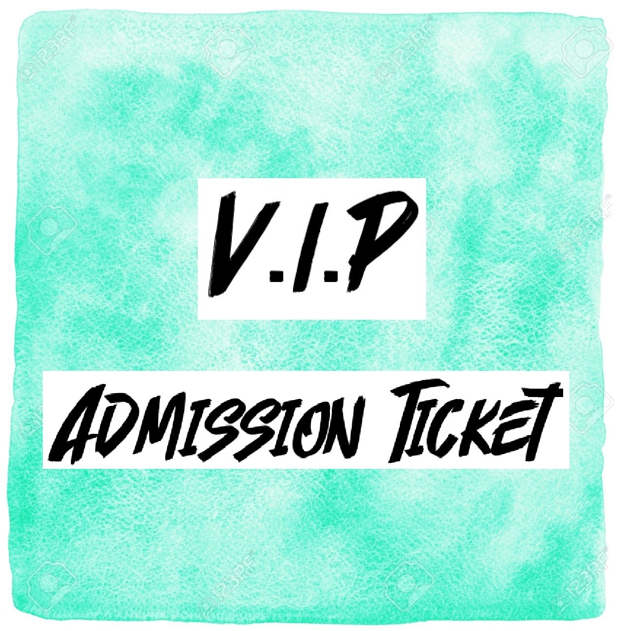 Slime-A-Con VIP Ticket