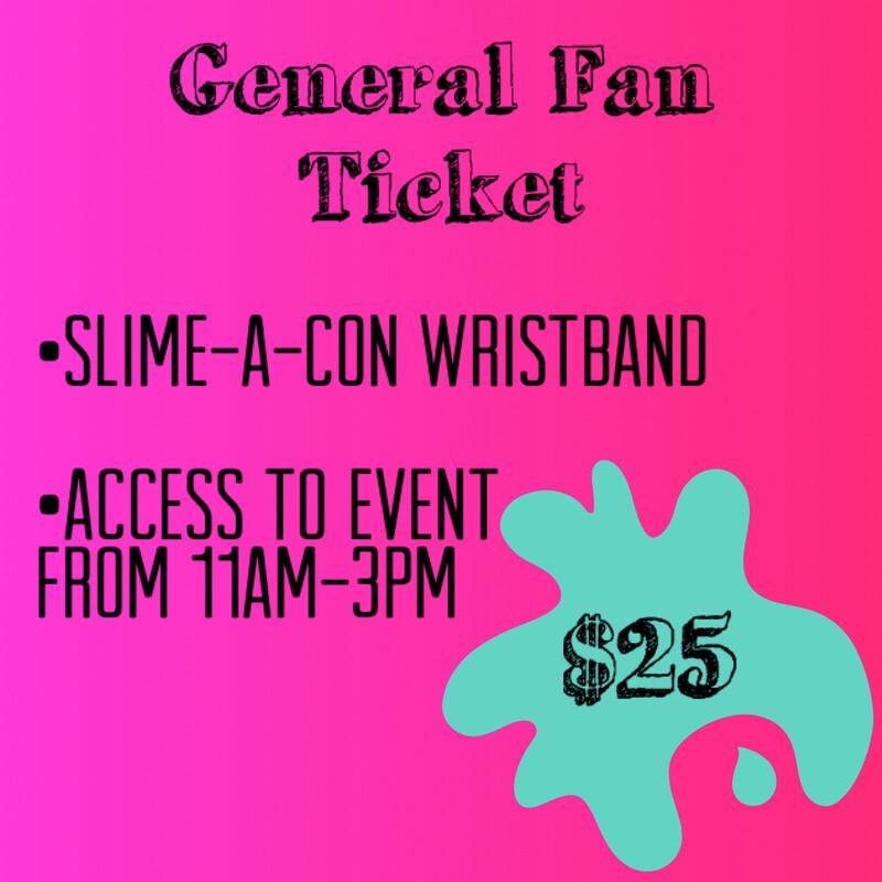 General Fan Ticket