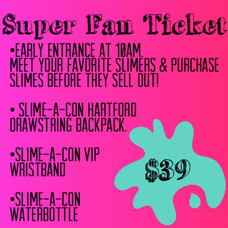 Super Fan Ticket