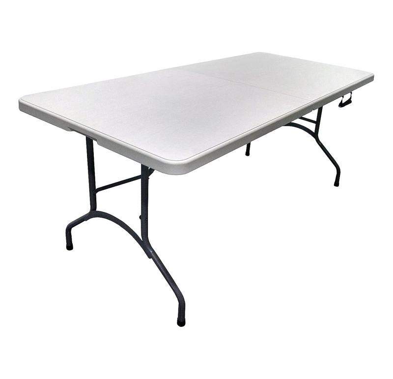 6 Foot Table Rental