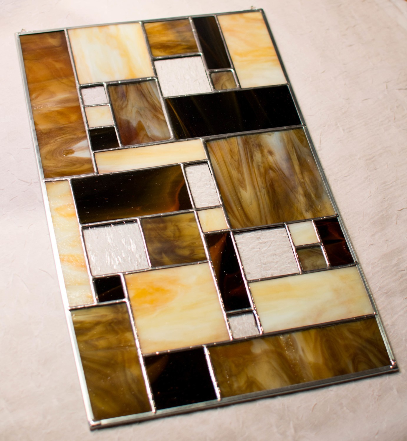 Mojave - Stained Glass Panel