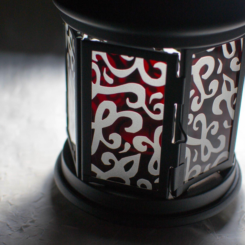 Candle Lantern - Red Flash