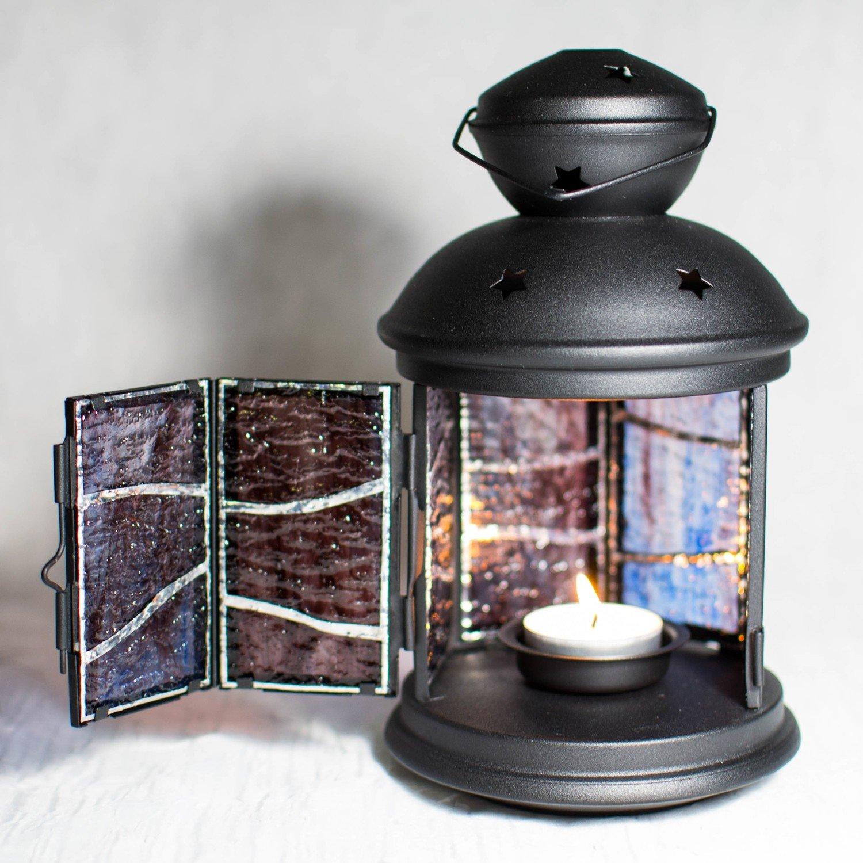 Candle Lantern - Night Flight