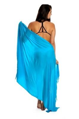 Plain Sarong (Turquoise)