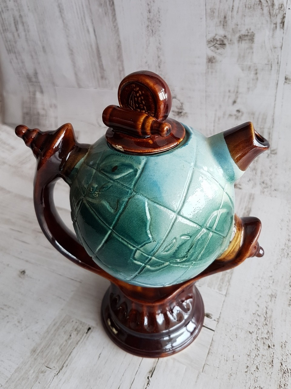 "Чайник заварочный ""Глобус"", 750 мл"