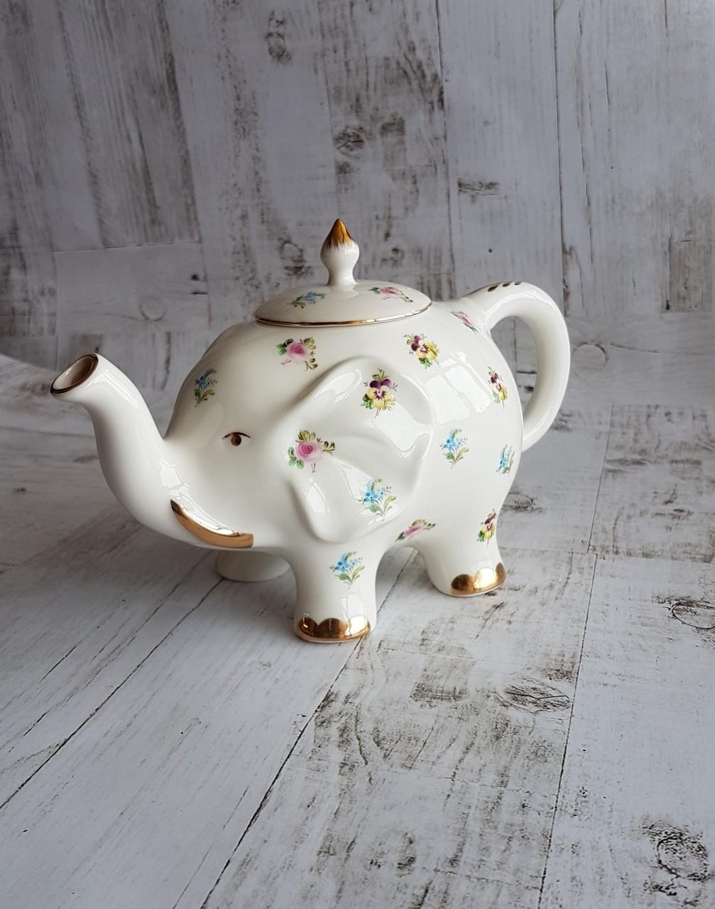 """Чайник заварочный """"Счастливый Слон"""", 800 мл, Grace Teaware"""