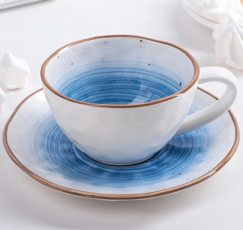"""Чайная пара """"Нептун"""", 200 мл"""