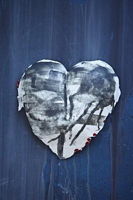 Heart // Bowl // hbnb-o7