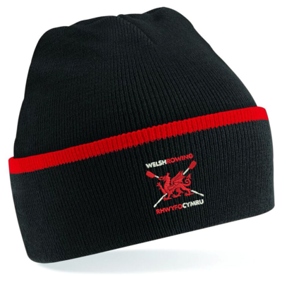 Welsh Rowing Team Beanie