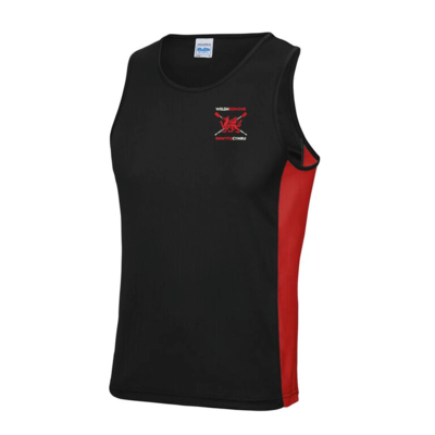 Welsh Rowing Cool Contrast Vest