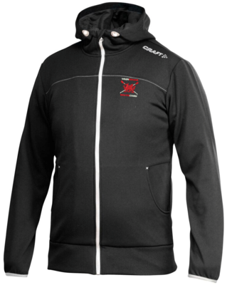 Welsh Rowing Leisurewear Full Zip