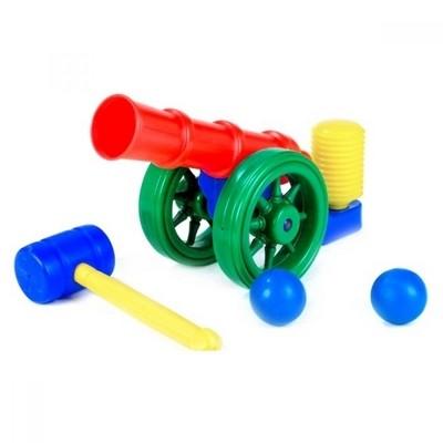 Игрушка ЦАРЬ-ПУШКА Toys-plast ИП,06.000