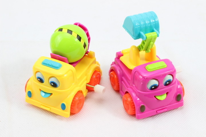 Игрушка Машинка заводная TRUCK MINI 610-1