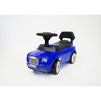 Машина-каталка ROLLS ROYS со звуком и светом River Toys JY-Z04B