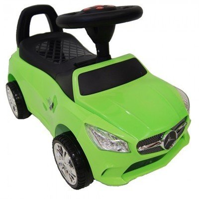 Каталка-автомобиль толокар Мерседесс музыкой River Toys JY-Z01C