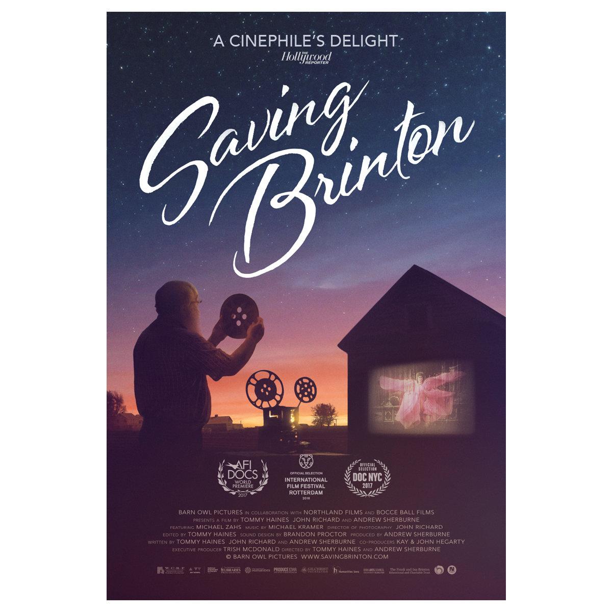Saving Brinton Poster 00004