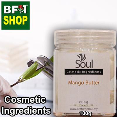 CI - Butter -  Mango Butter - Refined ( French ) 100g