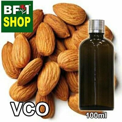 VCO - Almond Sweet Virgin Carrier Oil - 100ml