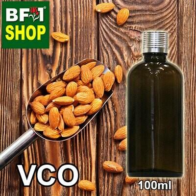VCO - Almond Bitter Virgin Carrier Oil - 100ml
