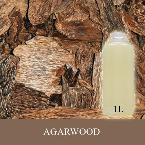 Essential Oil - Agarwood - 1L