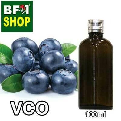 VCO - Blueberry Virgin Carrier Oil - 100ml