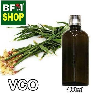VCO - Ginger Leaf Virgin Carrier Oil - 100ml