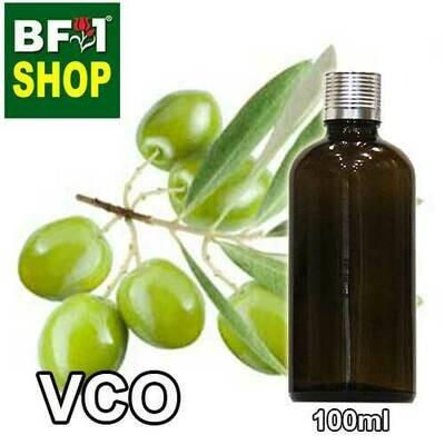 VCO - Olive Green Virgin Carrier Oil - 100ml