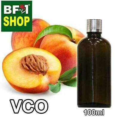 VCO - Peach Kernel Virgin Carrier Oil - 100ml