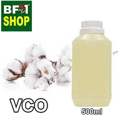 VCO - CottonSeed Virgin Carrier Oil - 500ml