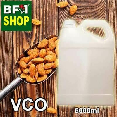 VCO - Almond Bitter Virgin Carrier Oil - 5000ml