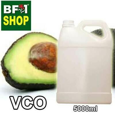VCO - Avocado Virgin Carrier Oil - 5000ml