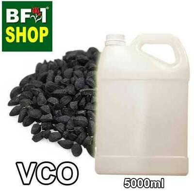 VCO - Black Seed Virgin Carrier Oil - 5000ml