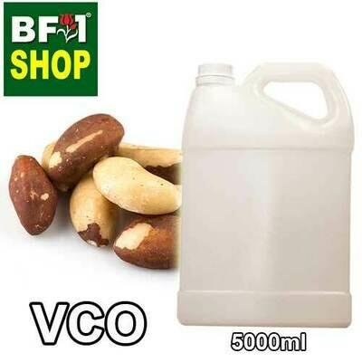 VCO - Brazil Nut Virgin Carrier Oil - 5000ml