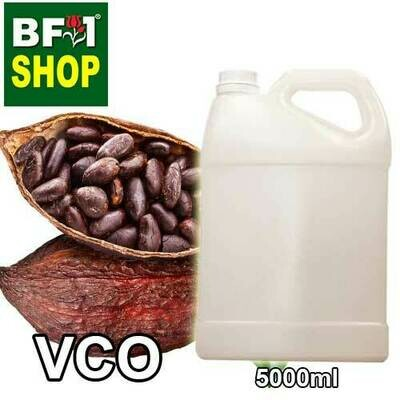 VCO - Cocoa Virgin Carrier Oil - 5000ml