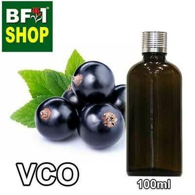 VCO - Blackcurrant Virgin Carrier Oil - 100ml