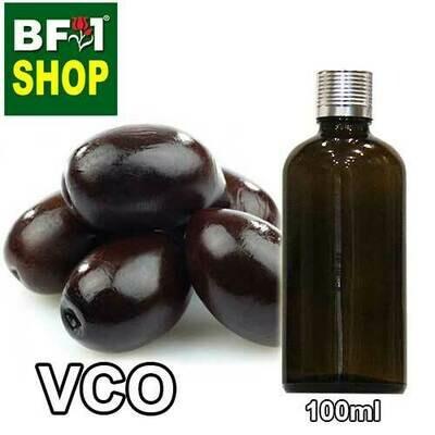 VCO - Olive Virgin Carrier Oil - 100ml