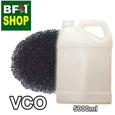 VCO - Canola (Rapeseed) Virgin Carrier Oil - 5000ml