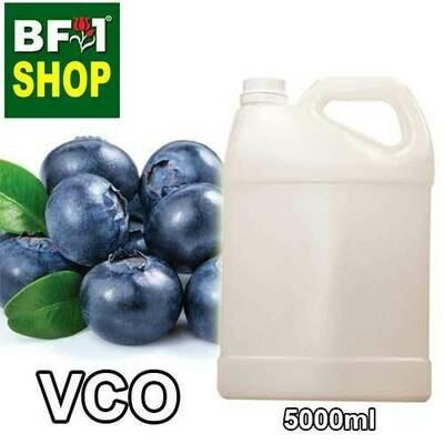 VCO - Blueberry Virgin Carrier Oil - 5000ml