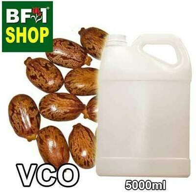 VCO - Castor Virgin Carrier Oil - 5000ml
