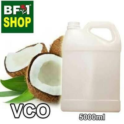 VCO - Coconut Virgin Carrier Oil - 5000ml
