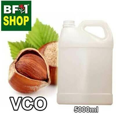 VCO - Hazelnut Virgin Carrier Oil - 5000ml