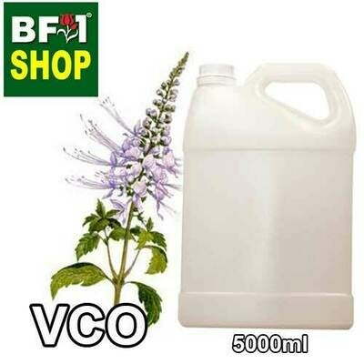 VCO - Misai Kucing Virgin Carrier Oil - 5000ml