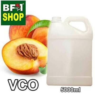 VCO - Peach Kernel Virgin Carrier Oil - 5000ml
