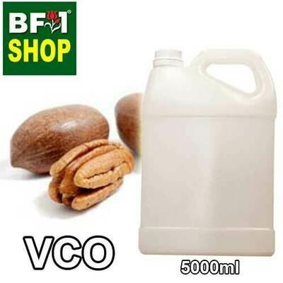 VCO - Pecan Nut Virgin Carrier Oil - 5000ml