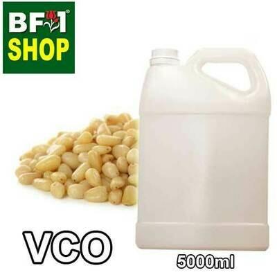 VCO - Pine Nut Virgin Carrier Oil - 5000ml