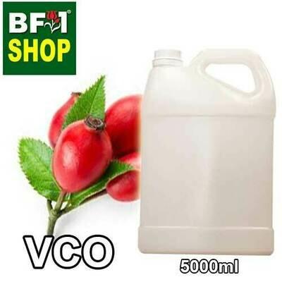 VCO - Rosehip Virgin Carrier Oil - 5000ml