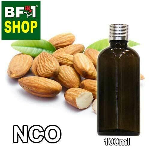 NCO - Almond Natural Carrier Oil - 100ml