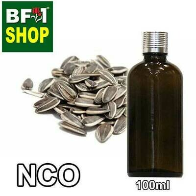 NCO - Sunflower Refined Natural Carrier Oil - 100ml